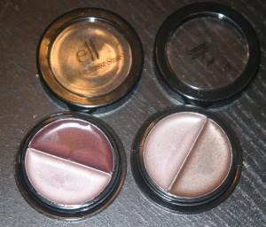 elf duo eye shadow cream