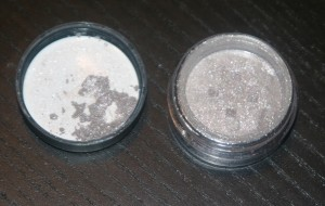 Bare Minerals eyeshadow disco glimmer