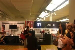 The Makeup Show 2010 Temptu