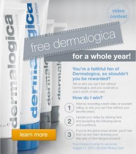 dermalogica-video-contest