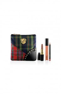 Tis the Season for Tartan Tale collection, the dazzle lads lip bag