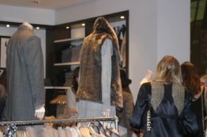 Club Monaco Shopbop collaboration