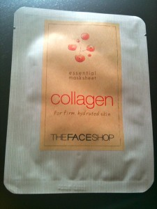 TheFaceShop Collagen Mask