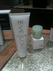Eve Lom cosmetics