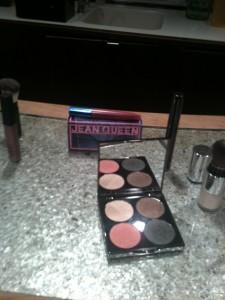 Jean Queen makeup