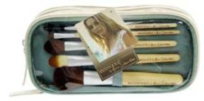 Ecotool by Alicia Silverstone 6-Piece Brush Set and Bag