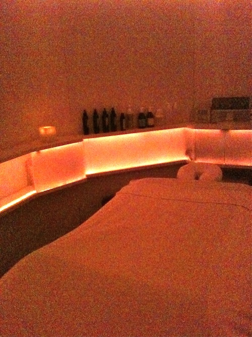 Swedish Massage at Yelo Spa New York City
