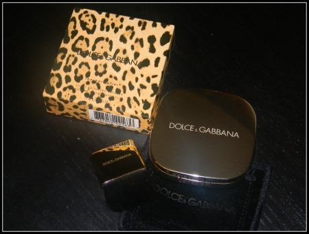 Dolce Gabbana makeup Animalier bronzer review, picture, swatches