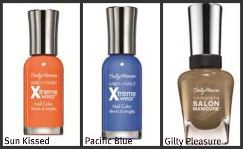 Sally Hansen nail polish collaboration with Prabal Gurung