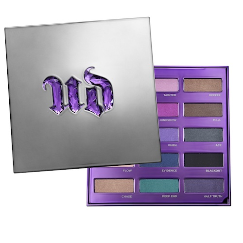 Fall 2011 Urban Decay 15-year anniversary eyeshadow tin