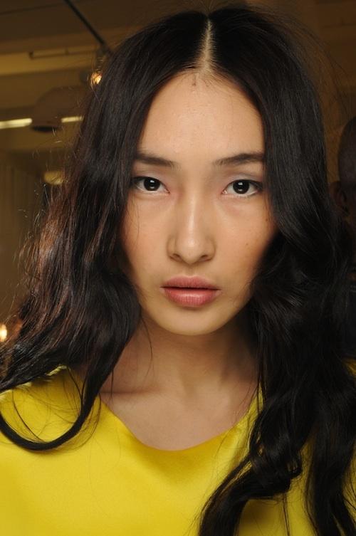 NARS makeup at Mandy Coon SS 12