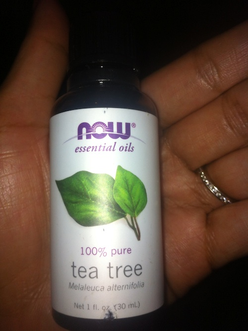 Skin care benefits of tea tree oil for acne