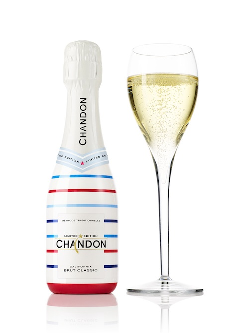 CHANDON LAUNCHES ALIVE + OLIVIA LIMITED EDITION ROMPER