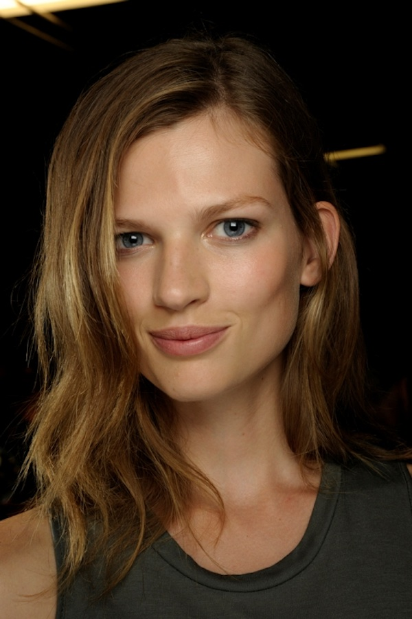 Mercedes-Benz Fashion Week: Backstage at Helmut Lang SS 2013