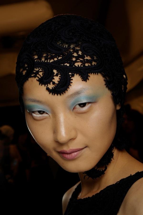 NARS Joy Cioci SS13 beauty look
