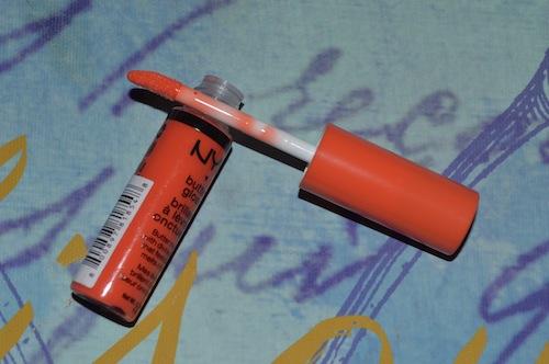 Nyx Professional Makeup Spring 2013 Butter Gloss Lip gloss