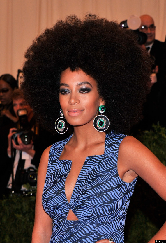Solange Knowles MET Gala Red carpet, get the look