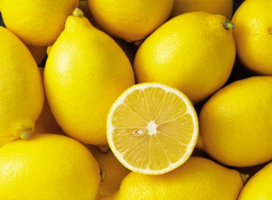 Beauty Food: Lemons