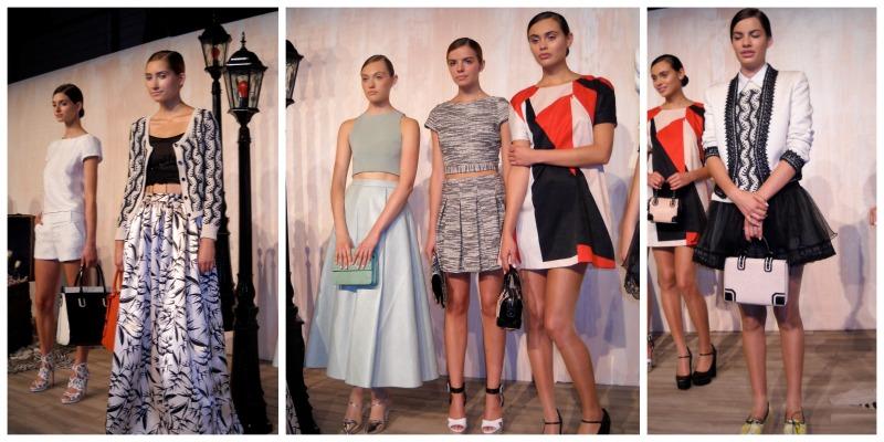Mercedes Benz Fashion Week: Alice + Olivia Spring Summer 2014