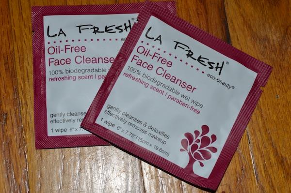 LA Fresh Oil-Free Face Cleanser