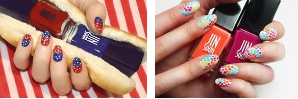 July 4 nail art tutorial