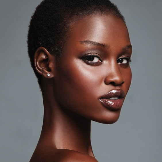 Dark Skin tightening